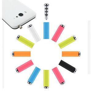 Authentic Xiaomi Mikey Mi Key quick button 3.5mm Earphone Jack dust Plug C