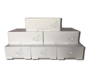 Box Cash Thermal foam food transport 3/_5/_6/_7/_10/_15/_20/_30k 6 Piece