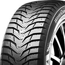 4 Tires Kumho Wintercraft Ice Wi31 20560r16 92t Studdable Snow Fits 20560r16