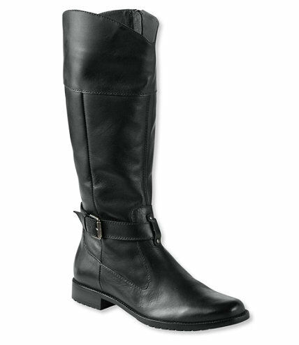 ventas en linea Para mujer Westport botas de Montar Ll Bean Maine Alto Alto Alto Negro  promocionales de incentivo