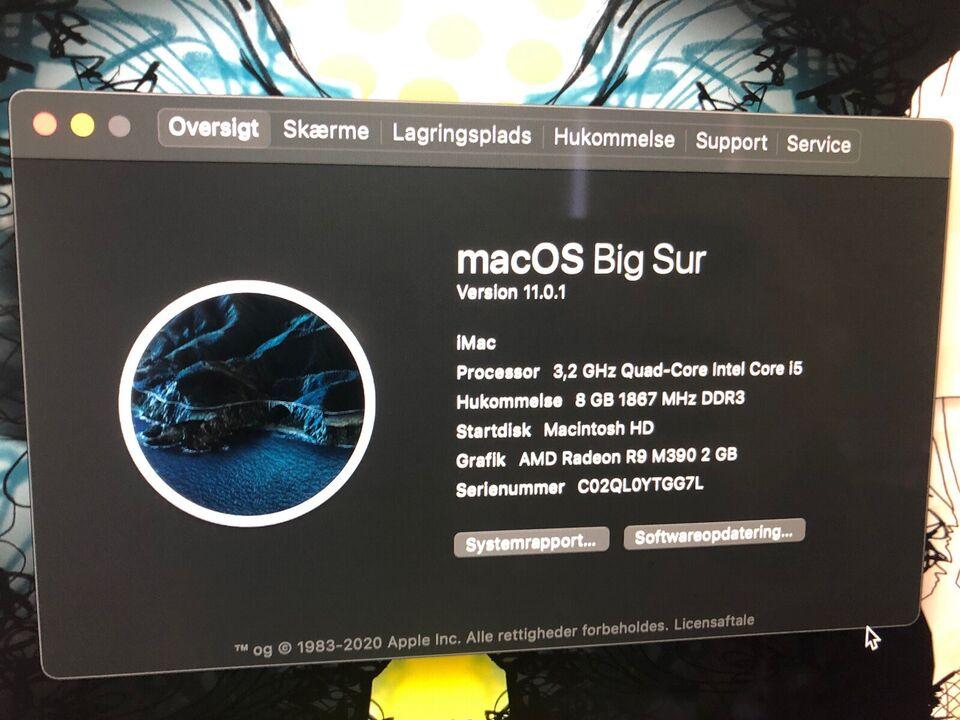 iMac, 27 5k , God