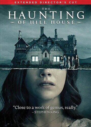 The Haunting Of Hill House Dvd Complete 10 Part 2018 Tv Series For Sale Online Ebay