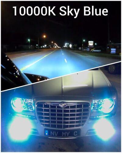 FOG LIGHTS H8 55W M1 NO ERROR Canbus AC HID XENON 08-10 FOR BMW 535i E61 E60 LCI