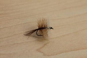 Bivisible, Dryfly, Trockenfliege 4 Stk
