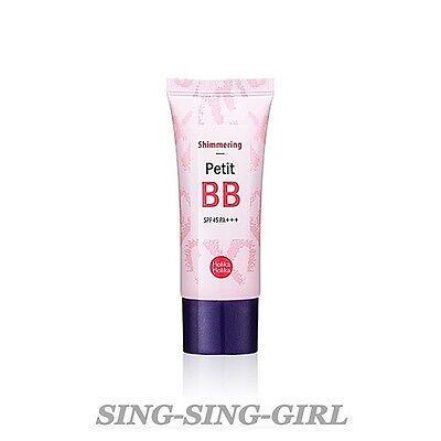 Holika Holika Shimmering Petit BB Cream SPF45 PA+++ 30ml sing-sing-girl