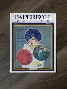 Paperdoll Review Magazine Issue #51 2011-Tyrone Power,Linda Darnell,TV Families