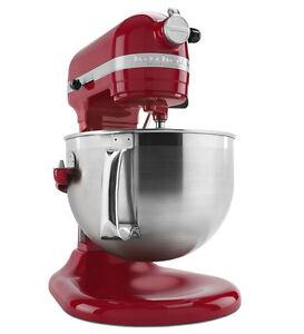 Red Kitchenaid Mixer Cover KitchenAid-kp26n9xer-6-quart-Stand-Mixer-Professional-Lift-Empire-Red ...
