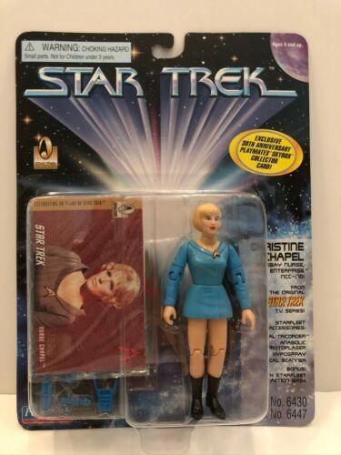 Star Trek Playmates Mixed Series Wave 3 TOS Christine Chapel 1996 MIB