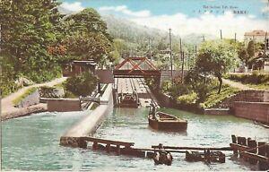 Kyoto-JAPAN-Incline-Boat-Lift