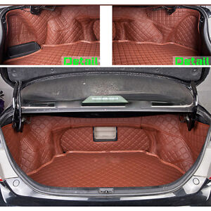 for toyota camry 2007 2010 car trunk mat cargo boot liner. Black Bedroom Furniture Sets. Home Design Ideas