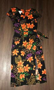 Jessica-Howard-Midi-Size-6-Womens-Floral-Dress