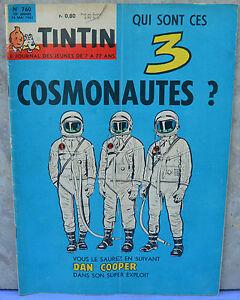 Journal-Tintin-n-760-16-mai-1963-Dan-Cooper-dessin-de-Weinberg