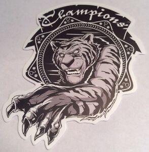 Pegatina//sticker//Autocollant// Autocollanti// Aufkleber//Adesivo//Glossy:Tiger//Tigre