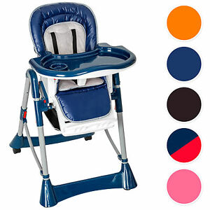 Chaise-haute-de-bebe-pour-enfants-grand-confort-neuf