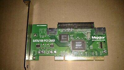 Maxtor Serial ATA PCI Card K01PCSATA