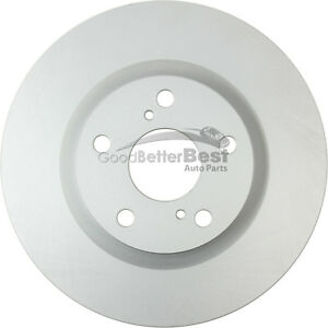 One New OPparts Disc Brake Rotor Front 40551254 4351220711 for Toyota /& more