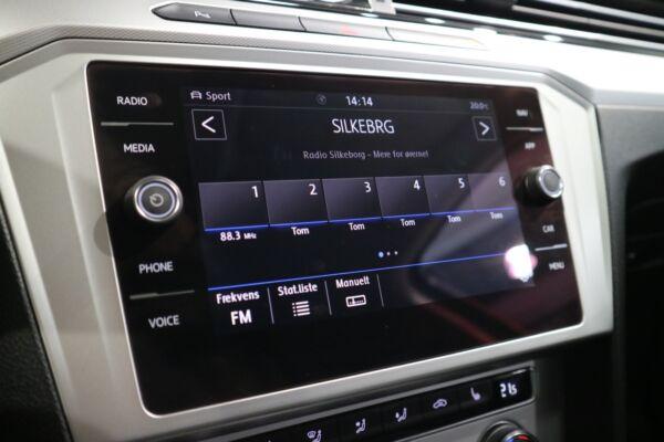 VW Passat 1,4 TSi 150 Comfortline Premium Variant DSG billede 6