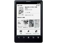 NEW SONY e-book reader Reader 6-inch Wi-Fi Black model PRS-T3S/B Japan F/S