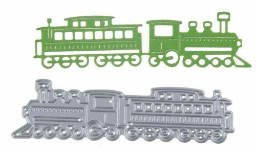 Carro De Metal Corte Die Tren /&