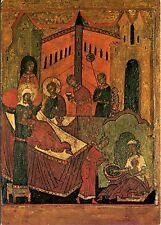 Alte Kunstpostkarte - Die Geburt der Gottesmutter