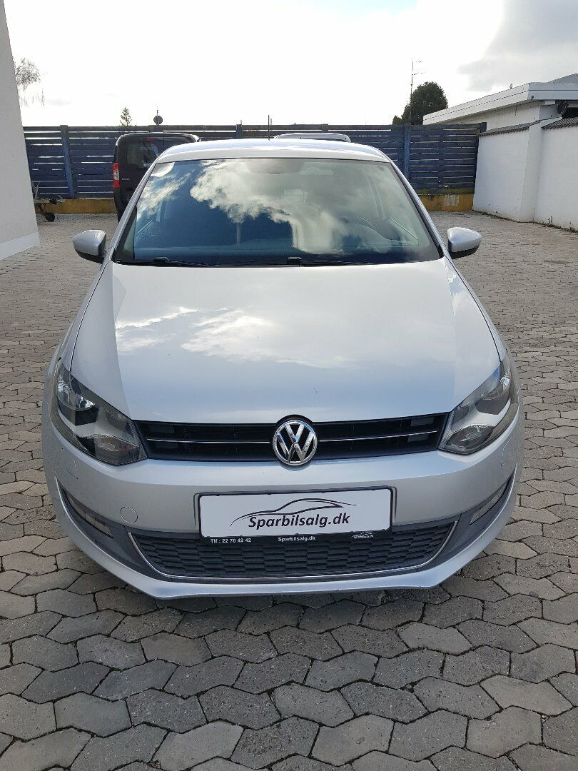 VW Polo 1,2 TSi 105 Highline DSG 3d - 84.900 kr.