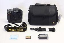 Nikon D2Xs 12.4 MP Digital SLR Camera EXCELLENT +Bonus Pro Bag - D2X D3 D3s DSLR