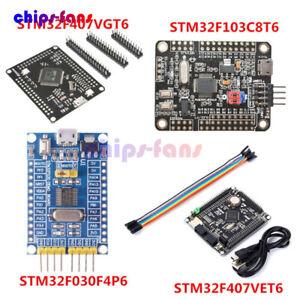 Details about STM32F407VGT6 STM32F103C8T6 ARM Cortex-M4 32bit MCU Core  Development Board