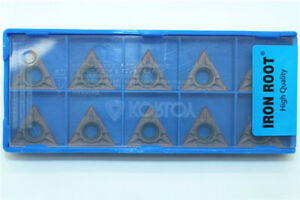 10pc TCMT16T304 MM 2025 carbide inserts TCMT32.51 2025 For stainless steel