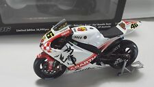 Yamaha YZR-M1 Valentino Rossi. Philip Island Australia 2007.Minichamps.1/12