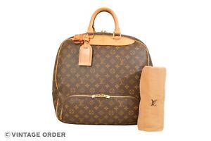 Louis Vuitton Monogram Evasion Travel Bag M41443 - YG01121