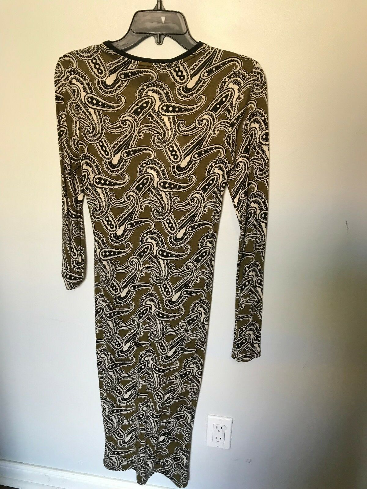 NWT NWT NWT Derek Lam Paisley Knit Dress - Size S 7f91c6