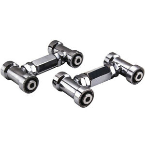 2x-Adjustable-Front-Upper-Camber-Arms-Arm-For-Nissan-Skyline-R32-GTR-300zx-Z32