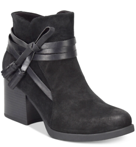 NEW boc Women's Amber Bootie Boots Size 8.5 M Black $110