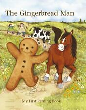The Gingerbread Man (Floor Book) : My First Reading Book by Janet Brown...