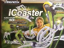 Mega Bloks MagNext iCoaster Roller Coaster Set Light Sound MP3 Music 29305