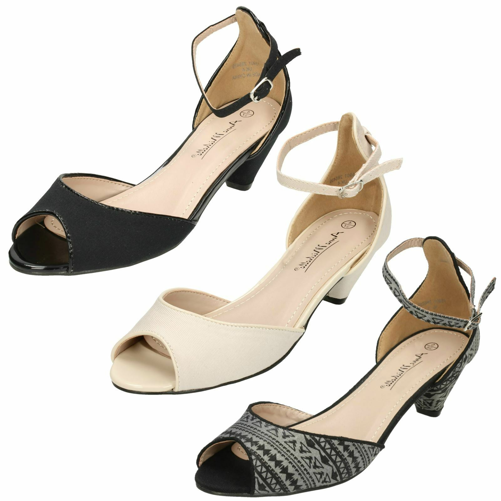 Mr/Ms Ladies Anne Michelle price Peep Toe 'Sandals' Clearance price Michelle Online export store comfortable 7ad13c