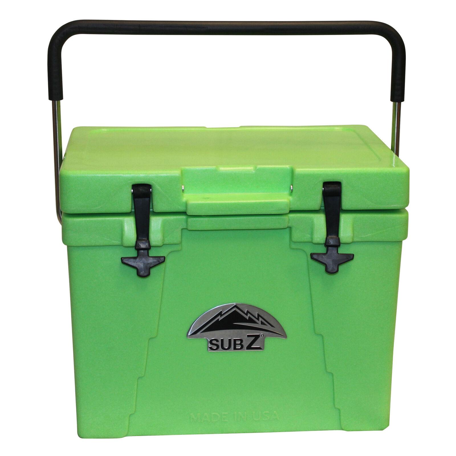 Nash Sub Z 23 Quart Heavy Grün Duty Outdoor Portable Camping Sports Cooler, Grün Heavy e5718a