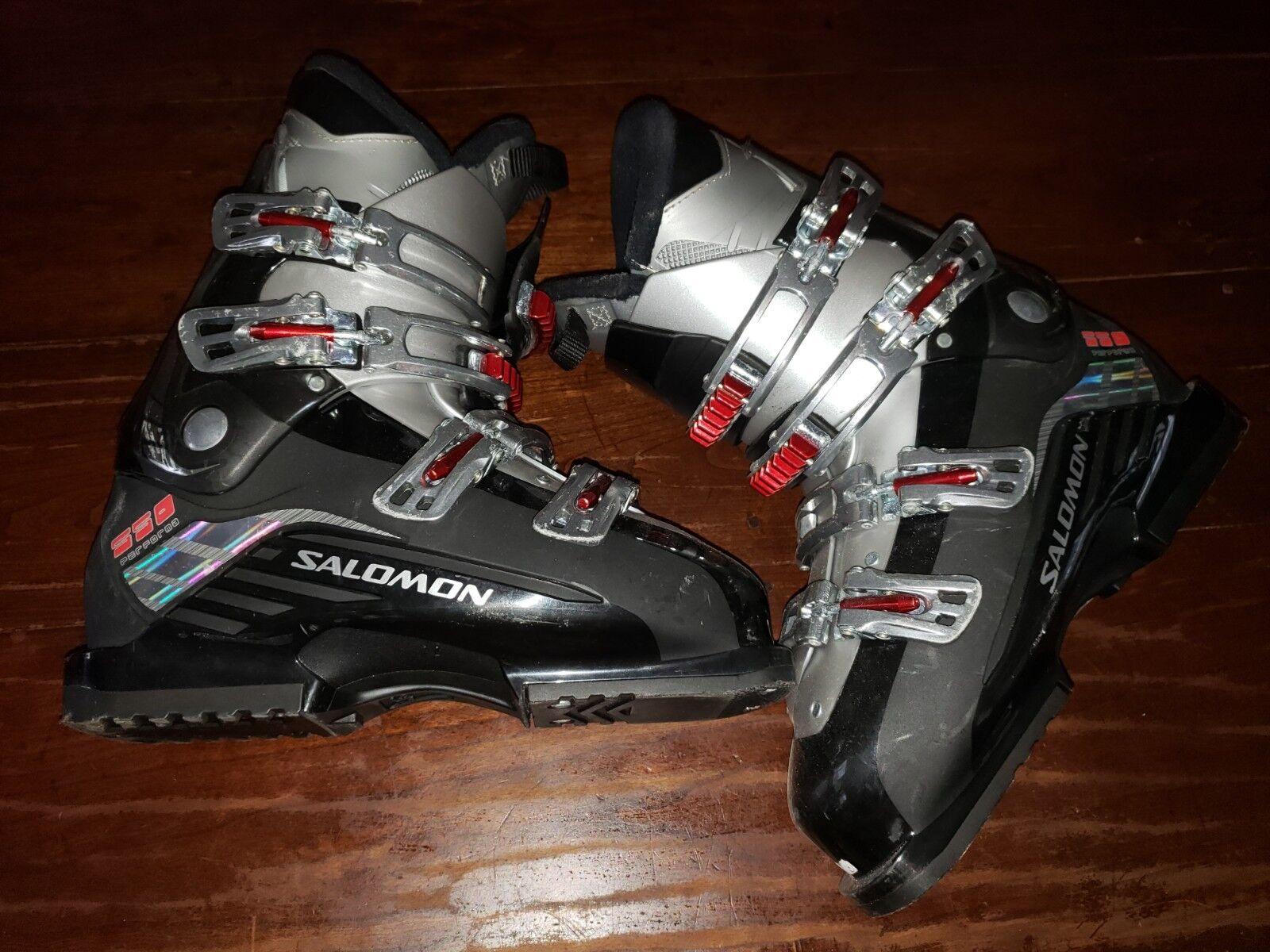 Salomon Performa 550 Downhill SKI SKIING BOOTS 26.5