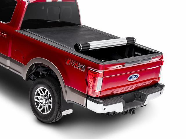 Hard Roll Up Tonneau Cover >> 2017 Super Duty Hard Roll Up Tonneau Cover 6 75 Ford Licensed Accessory