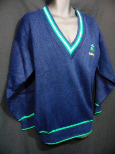 Craft tradicional 44 V en Suéter V neck con 46 cuello Traditional artesanal 44 Sweater 46 ZfxAz1WnA
