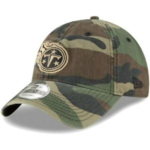 size 40 68c45 7a547 Image is loading Tennessee-Titans-New-Era-Woodland-Camo-Core-Classic-