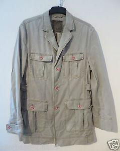TOM TAILOR   coole JACKE Gr. L beige Baumwolle Herren Kleidung Jacke ... 4f2489be13