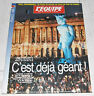 EQUIPE MAGAZINE N°844 1998 FOOTBALL COUPE DU MONDE FRANCE 98 PAYS-BAS PLATINI