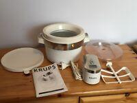 Rørig Find Krups Ismaskine på DBA - køb og salg af nyt og brugt WK-07