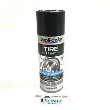 Duplicolor Tp101 Black All Weather Long Lasting Tire Paint 11 Oz Aerosol