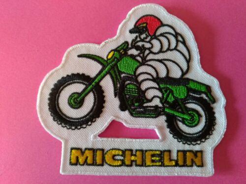 A540 PATCH ECUSSON MICHELIN MOTO CROSS 10*9 CM
