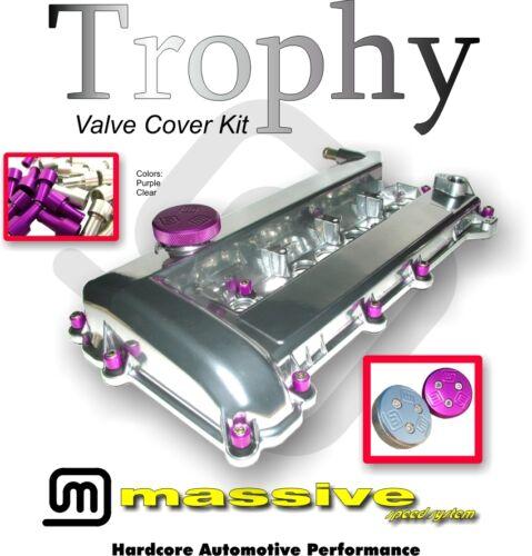 MSS Trophy Engine Cam Valve Cover Focus Kit Duratec 2.0 2.3 D20 D23 PZEV 03+