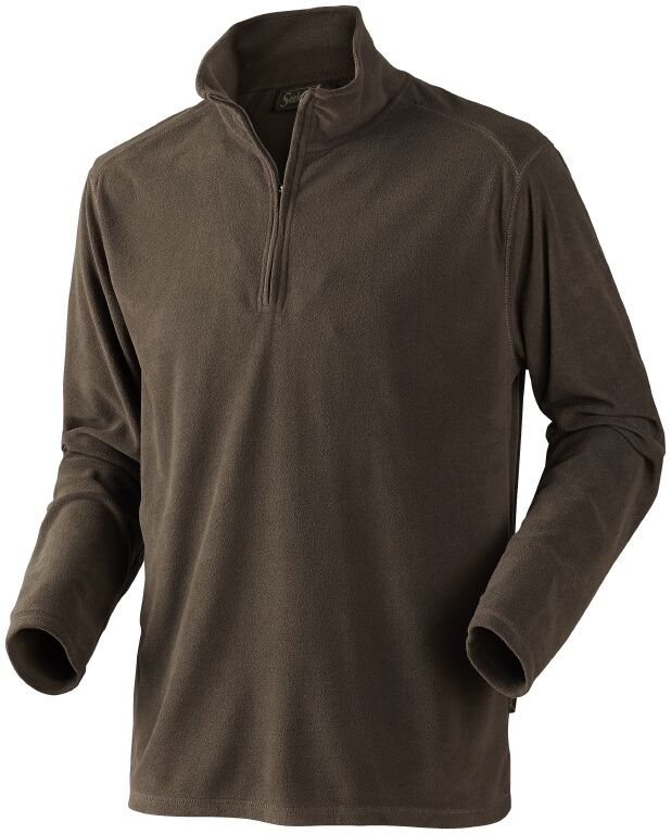 New  Seeland Fleece Sweater Adam - Faun Brown