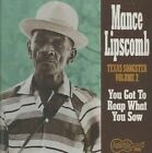 You Got to Reap What You Sow 0096297039823 by Mance Lipscomb CD