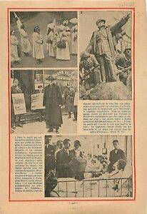 "January 28 Incident or Shanghai Sino-Japanese War China Japan 1932 ILLUSTRATION - France - Commentaires du vendeur : ""OCCASION"" - France"